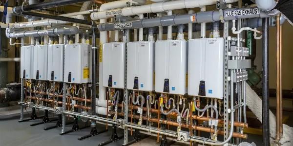 快速接头是怎么提高热水器行业的生产效率的