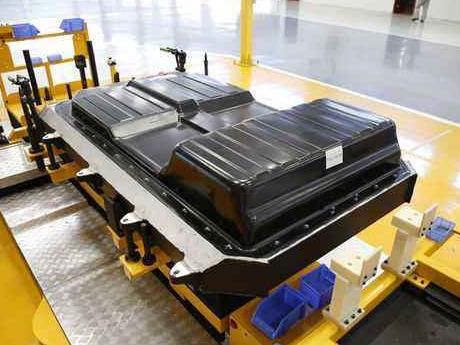 格雷希尔GripSeal快速接头在新能源电池检测中的作用