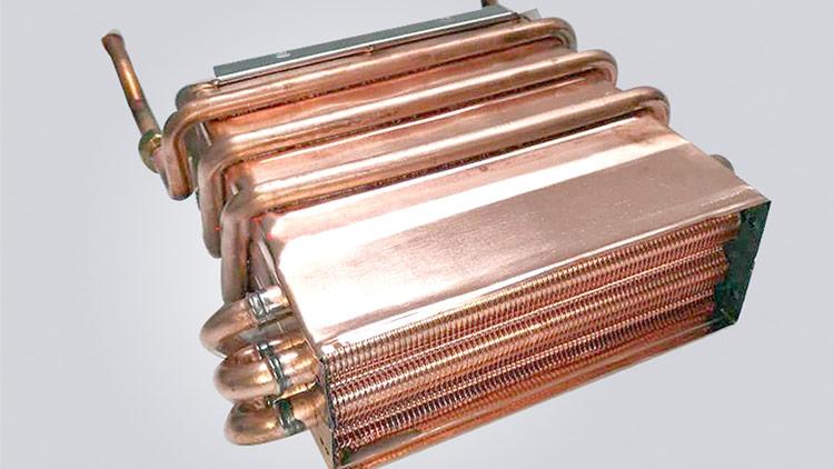 热水器水箱铜管气密性测试快速密封接头应用案例