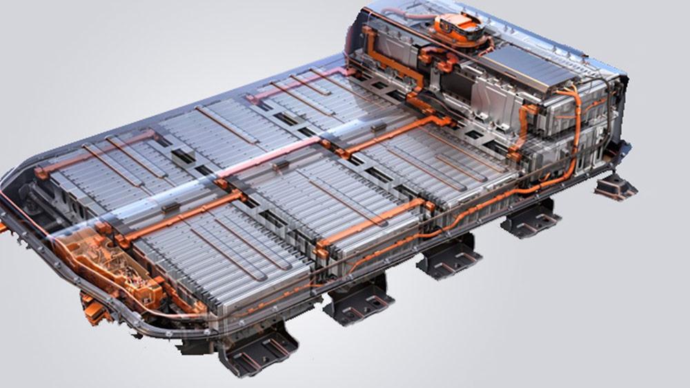 新能源电池PACK包壳体快速密封接头应用案例