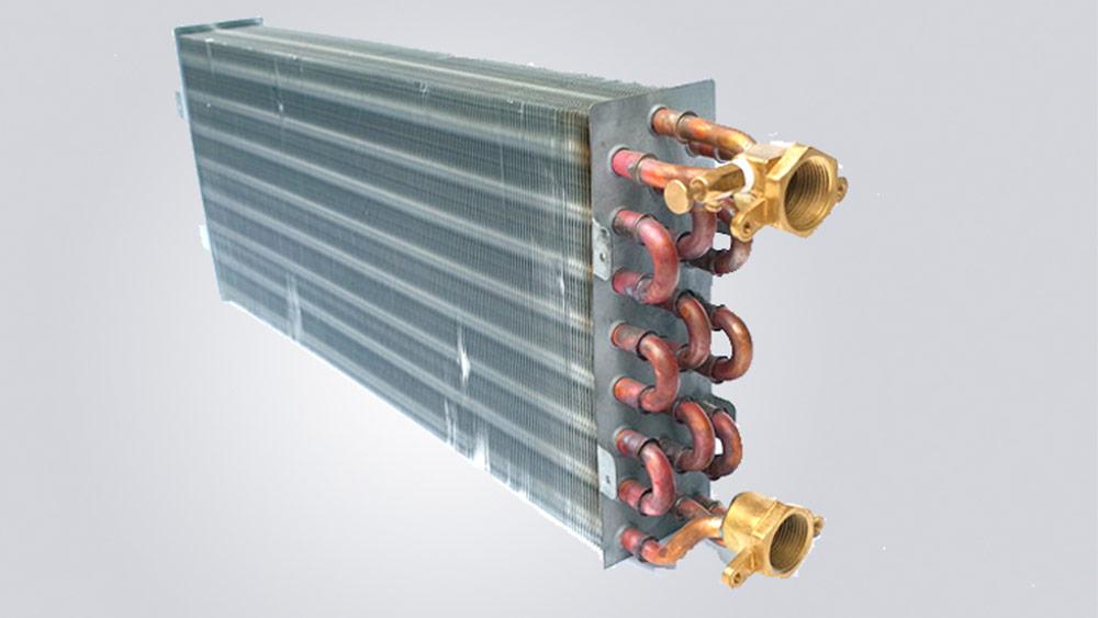 空调风机盘管焊接点测试快速密封接头应用案例