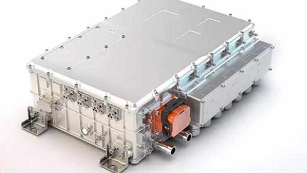 电动车电机气密检测快速密封接头应用案例