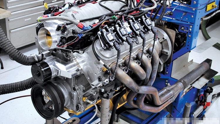 发动机总成热试快速密封接头应用案例