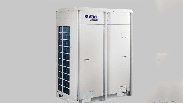 空调室外机冷媒充注快速密封接头应用案例