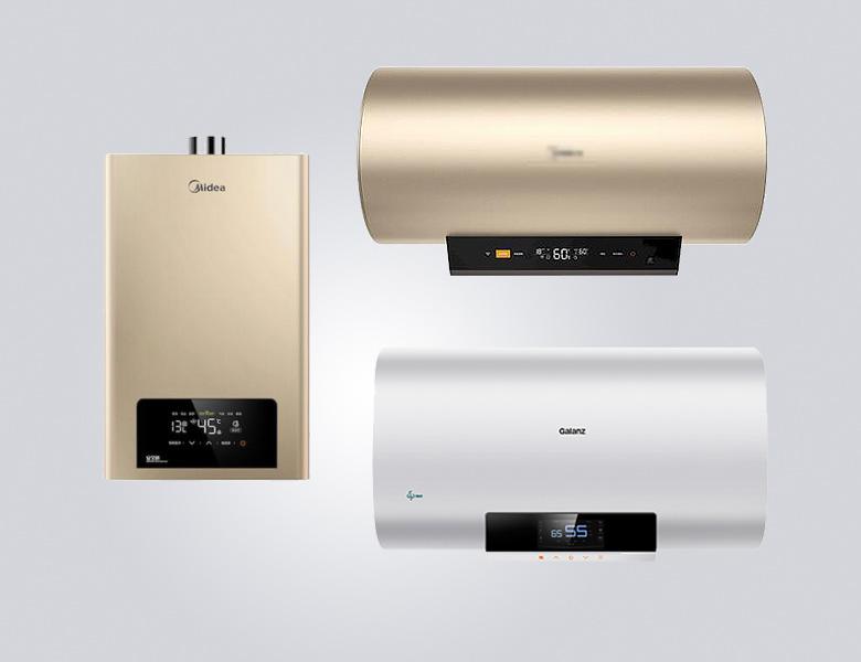 家电热水器快速连接器解决方案