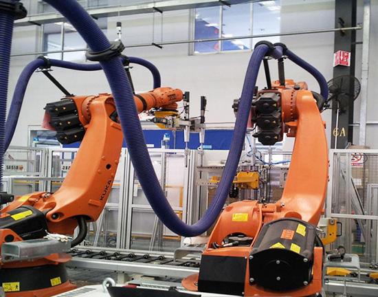 自动化集成商快速连接器解决方案