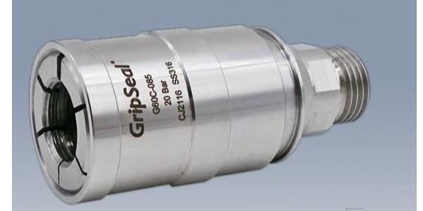 压力传感器和变送器用快速密封接头G60C