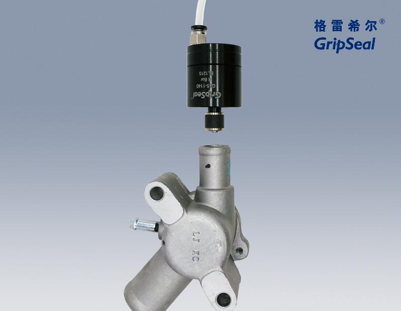 气动式胀紧式连接器